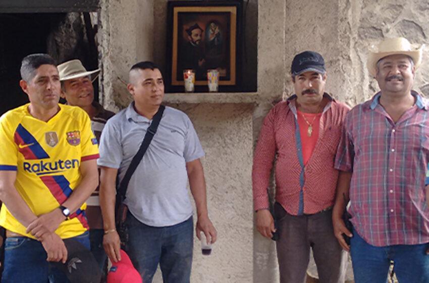 Tancítaro en su sexto aniversario: el corazón de la paz está en la organización ciudadana.